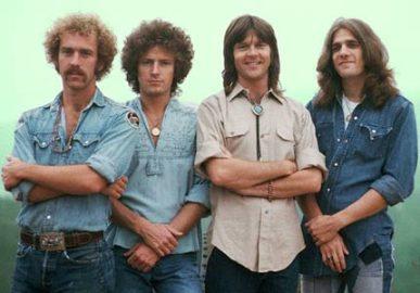 Early Eagles: Bernie Leadon, Don Henley, Randy Meisner, Glenn Frey