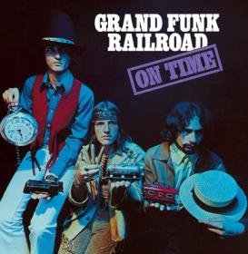 Grand Funk Railroad: Don Brewer, Mark Farner, Mel Schacher