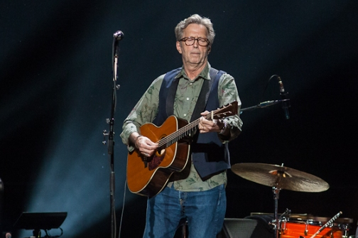 Eric Clapton live in Houston on March 17, 2013. Photo by Groovehouse for The Houston Press. See more at https://www.facebook.com/GroovehousePhotography?fref=ts