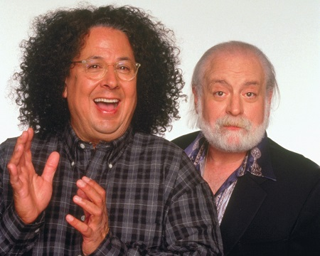 The Two-Headed Turtle Today - Mark Volman and Howard Kaylan. Courtesy of RockStar PR.
