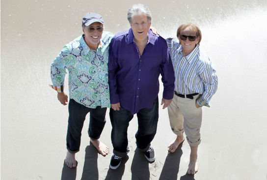 Beach Men: David Marks, Brian Wilson, and Al Jardine