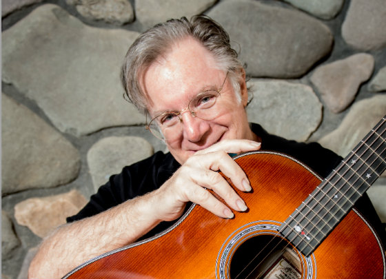 John Sebastian today: still a traveling troubadour.