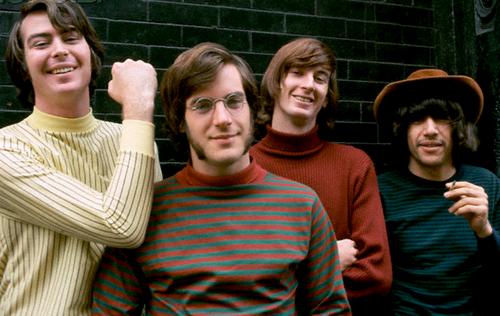 The original Lovin' Spoonful: Joe Butler, John Sebastian, Steve Boone, and Zal Yanovsky