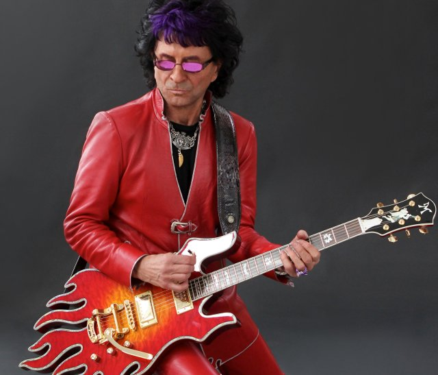 Jim Peterik today - still flaming on.